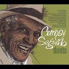 Duets; Compay Segundo 2002 CD, Cuban Son, Buena Vista Social Club, Warner Spec.