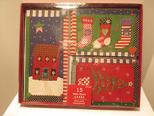 Image Arts Christmas Card BXC1694  $13.99 15 ct mini card Get Free Ship see desc