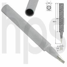 2 Stück Lötspitze für ZD931, 937, EP5 und baugleiche - 2,0mm - dauerverzinnt