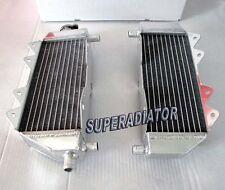 2005-2012 for Yamaha YZ125 YZ 125 Aluminum Radiator 2ROW New left right 2-stroke