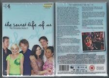 THE SECRET LIFE OF US COMPLETE SERIES 2 ALL 22 EPISODES NEW 6 DVD BOXSET UK R2