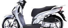 Honda SH 125/150 anni: 2000-2006 col. argento met - Comando frecce
