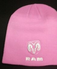 Ram Beanie Skull Knit Hat