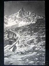 FRANCE~1900's CHAMONIX TRAIN ON VIADUCT~RARE