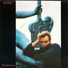 45 TOURS--STING--RUSSIANS--1985