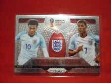 PANINI PRIZM 2018 ENGLAND CONNECTIONS INSERT CARD ALLI RASHFORD