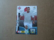 Carte adrenalyn panini - Euro 2012 - Angleterre - Theo Walcott