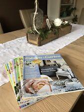 WOHNEN und GARTEN 10 Zeitschriften 2020 Hefte März und November fehlen