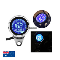 H HILABEE Motorcycle Instrument Odometer Speedometer and Tachometer with Bracket for Suzuki GS125