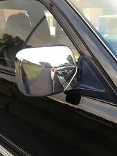 Mitsubishi L200/Trojan O/S Driver Electric Chrome Mirror 96-07