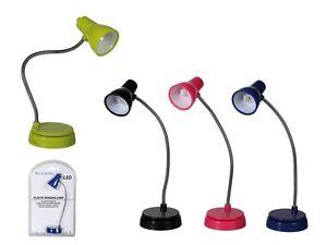 Lampadina LUCE Portatile Mini LIGHT Clip LIBRO per LETTURA Viaggio LED Lampada