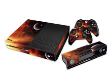 XBox One Console and Controller Skins -- Space Nebula and Planet (#521)