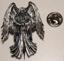 Dark Angel Todesengel  Dunkel Mystik Skull l Anstecker l Abzeichen l Pin 49