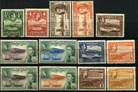 British ANTIGUA Stamps Postage Collection Mint LH OG