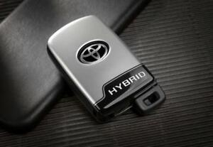 Genuine Toyota Yaris Hybrid Remote Key Cover Only PW031-00000