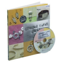 New Stamped Metal Jewelry Book & DVD Set - Lisa Niven Kelly jewelry DVD & BOOK