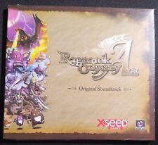 Ragnarok Odyssey Ace Original Soundtrack FACTORY SEALED