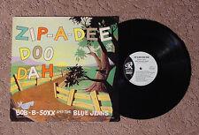 BOB B. SOXX & BLUE JEANS ZIP-A-DEE DOO DAH NRMT! 1963 1ST PRESSING PHIL SPECTOR
