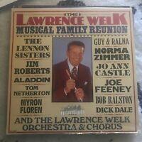 Lawrence Welk Musical Family Reunion, LP (Vinyl), 1983, Heartland Music