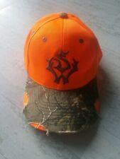 Men's Orange Sportsman's Warehouse Antler Camo Hat Hunting