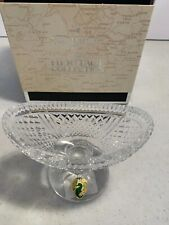 Waterford Crystal Miniature Footed Boat Bowl   117590