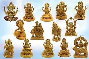 Hindu God Statue Idol Home Temple Decor Gift Item