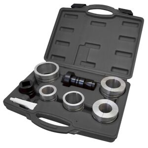 Lisle Exhaust Tail Pipe Expander Stretcher Tool Kit For Use with Impact Wrench
