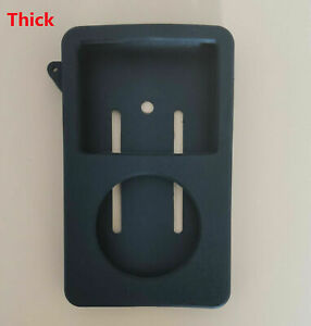 Thick Silicone Skin Cover Case for iPod Classic 6th 160GB Video 60GB 80GB Black