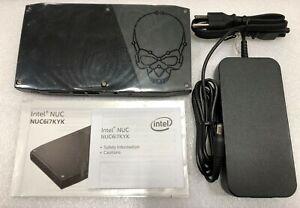 Intel BOXNUC6i7KYK1 NUC6i7KYK i7-6770HQ DDR4 SODIMM  NUC Kit  Tested Return