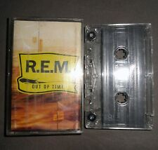 MC Cassette REM Out Of Time R.E.M. Losing My Religion RAPID EYE MOVEMENT Rock