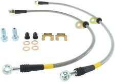 StopTech 950.44034 Stainless Steel Braided Brake Hose Kit Fits 13-18 BRZ FR-S