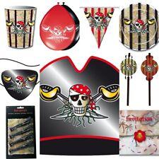 Piratenparty Kindergeburtstag große Auswahl an Piratenpartyartikel Piratenfest