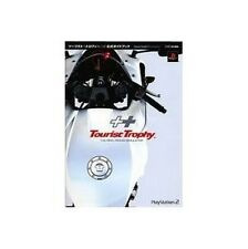 Tourist Trophy Official Guide Book Famitsu / PS2