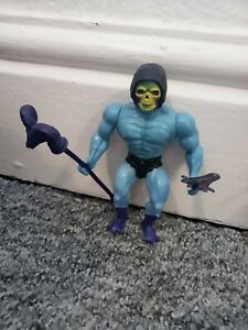 Masters of the universe Motu skeleton and accessories