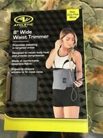 """Athletic  Waist Trimmer 8 """"Wide  one size fits most  WAIST NEW IN BOX"""