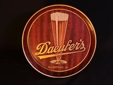 Daeufer's Vintage Lithograph Beer Tray
