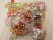 BRATZ Holiday Edition Gingerbread  LIL' ANGELZ YASMIN Pet Bobble Heads Dolls NEW