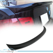 Carbon Fiber BMW E92 2DR 3-Series Coupe M-tech Boot Trunk Spoiler