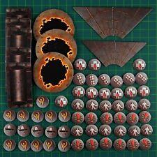 Necromunda Underhive Pappmarkern Set 10524