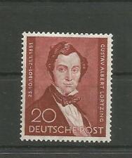 Berlin 74 Lortzing 1951 sauber ** M€ 60 - 136-073