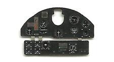 PZL-23 KARAS/PZL-42 PE, COLORED, 3D INSTRUMENT PANEL to IBG, HELLER #7285 YAHU