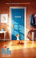 The Secret Life of Pets Movie Poster (24x36) - Kevin Hart