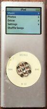 Apple iPod Nano 2nd Generation Silver (2 GB)