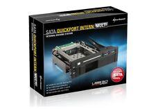 """SHARKOON SATA QuickPort Intern Multi 2,5"""" & 3,5"""" interne Docking / Wechselrahmen"""