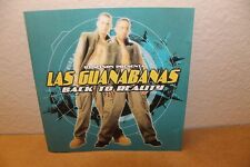 LAS GUANABANAS, BACK TO REALITY, DJ NELSON, TITO Y HECTOR, BABY RASTA, NOTTY