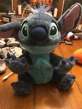 "Disney Store Lilo & Stitch Stitch as Dog 14"" Plush Doll"