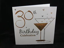 30th Birthday x 6 Pack Special Birthday Party Invitations