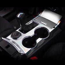 For Ford Explorer 2011-2017 chrome interior transmission shift gear panel Trim