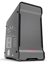 Phanteks Enthoo Evolv ATX Tower Tempered Glass Gaming PC Case - Grey