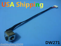 Dc Power Jack in cable harness for Toshiba satellite l775-s7307 l775-s7245